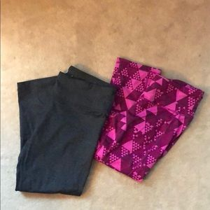 Workout Capri Bundle